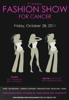 Fashion Show for Cancer (Tickets)