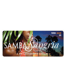 Samba and Sangria - A Philanthropic Affair