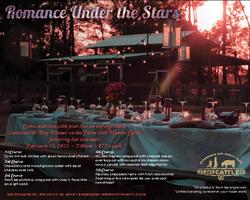 Romance Under the Stars at HC