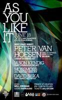 As You Like It w/ Peter Van Hoesen 3-Hour Extended Set