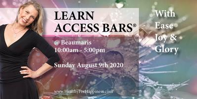BECOME A CERTIFIED ACCESS BARS PRACTITIONER IN A DAY