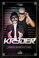Kryder @ Kingdom [03.01]