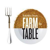 Farm to Table in the Field