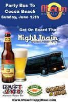 Party Bus to Cocoa Beach