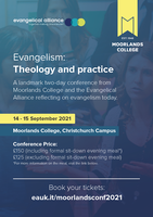 Evangelism: Theology and Practice Conference 2021