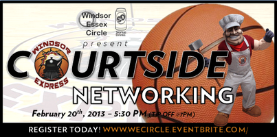 Windsor Essex Circle & Startup Drinks Windsor Present...