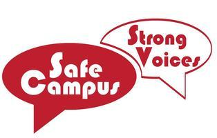 Safe Campus, Strong Voices Webinar