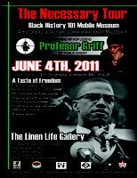 Taste of Freedom w/ Professor Griff