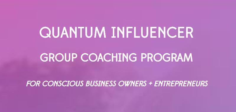 Quantum Group Coaching program