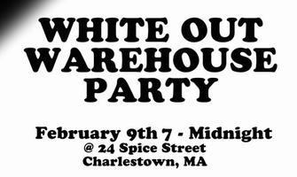 White Out Warehouse Party