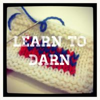 Darning Workshop