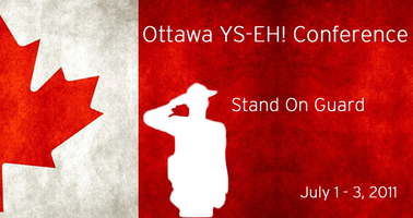 Canada Day in the Capital YS-Eh! Conference!...