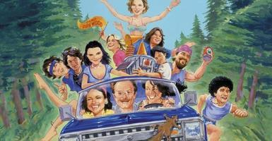 Attend a Free Q&A screening of Wet Hot American...