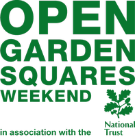 Open Garden Squares Weekend - Number 10 Downing Street...