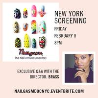Nailgasm Documentary Screening + Director Q&A