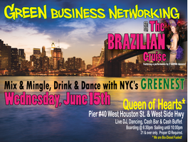 Green Business Networking Aboard The Brazilian Cruise
