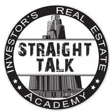 Straight Talk Commercial Real Estate Academy logo
