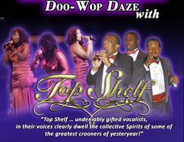 Doo-Wop Daze / Motown Madness Dinner Show