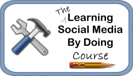 The Learning Social Media By Doing Course   December...