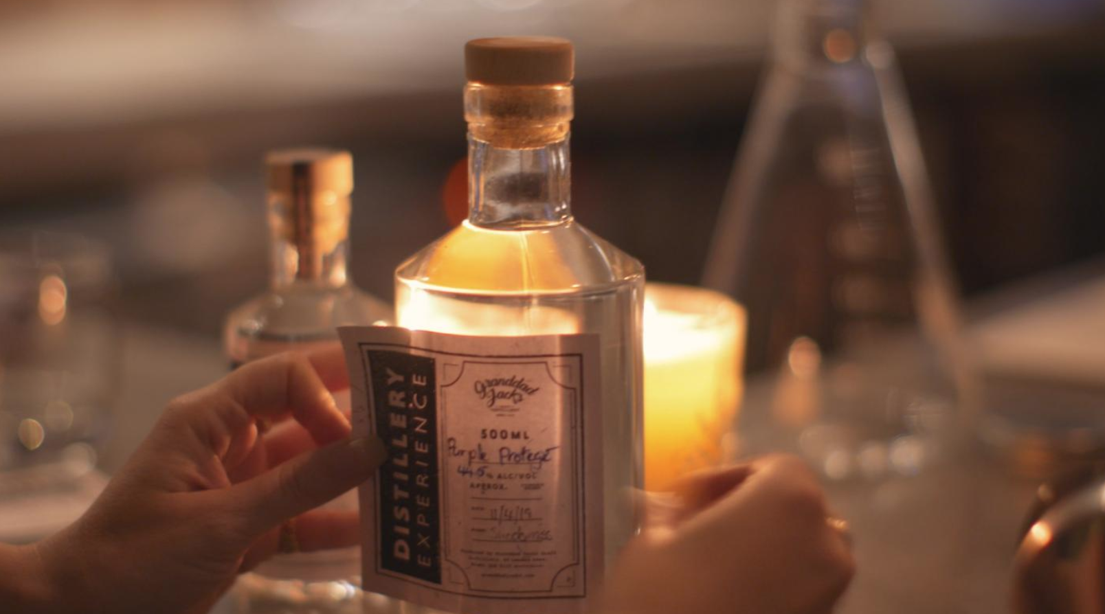 Distillery Experience: Make your own bottle of Gin