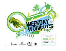 Weekday Workouts at The Gallivan Center
