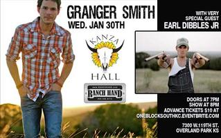 Granger Smith with special guest Earl Dibbles Jr