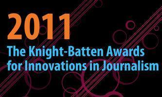 2011 Knight-Batten Awards Extension