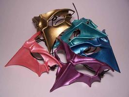 Wet-molded Leather Maskmaking
