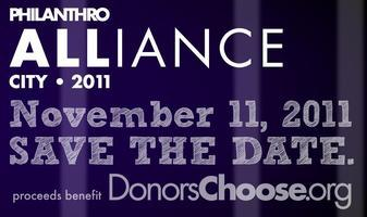 Philanthro Los Angeles: ALLiance for DonorsChoose.org