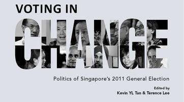 Book Launch: Voting In Change – Politics of...