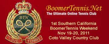 BoomerTennis Weekend