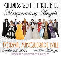 CHERUBS 2011 Masquerading Angels Halloween Ball