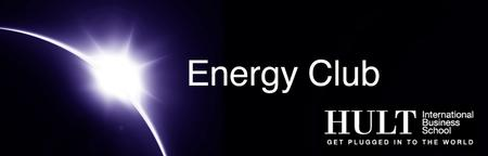 Future of Energy Awareness Competition, Competitor &...