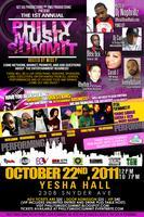 1st Annual Philly's Music Summit