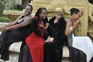 Ladies of Jazz:  A Tribute to Ella Fitzgerald, Sarah...