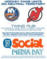 Social Media Day with the New York Islanders and New Je...