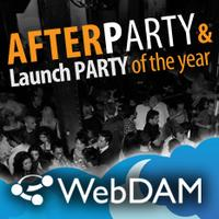 Premier After Party & Product Launch – sponsored by WebDAM