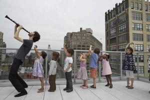 Performing Arts Series Presents: ORAN ETKIN'S...