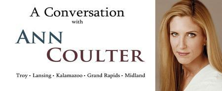 AFP Foundation MI: A Conversation with Ann Coulter...