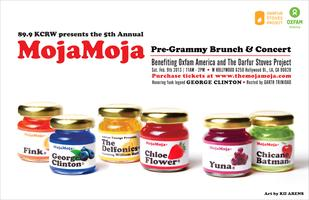 KCRW presents 5TH Annual MOJAMOJA Brunch & Benefit Concert