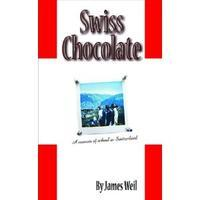 An evening with Swiss Chocolate, local Rumson author...