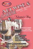 """Art, Wine, & Cheese"" Valentine's Day Edition"
