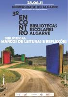 Encontro Bibliotecas Escolares do Algarve - Faro 2011