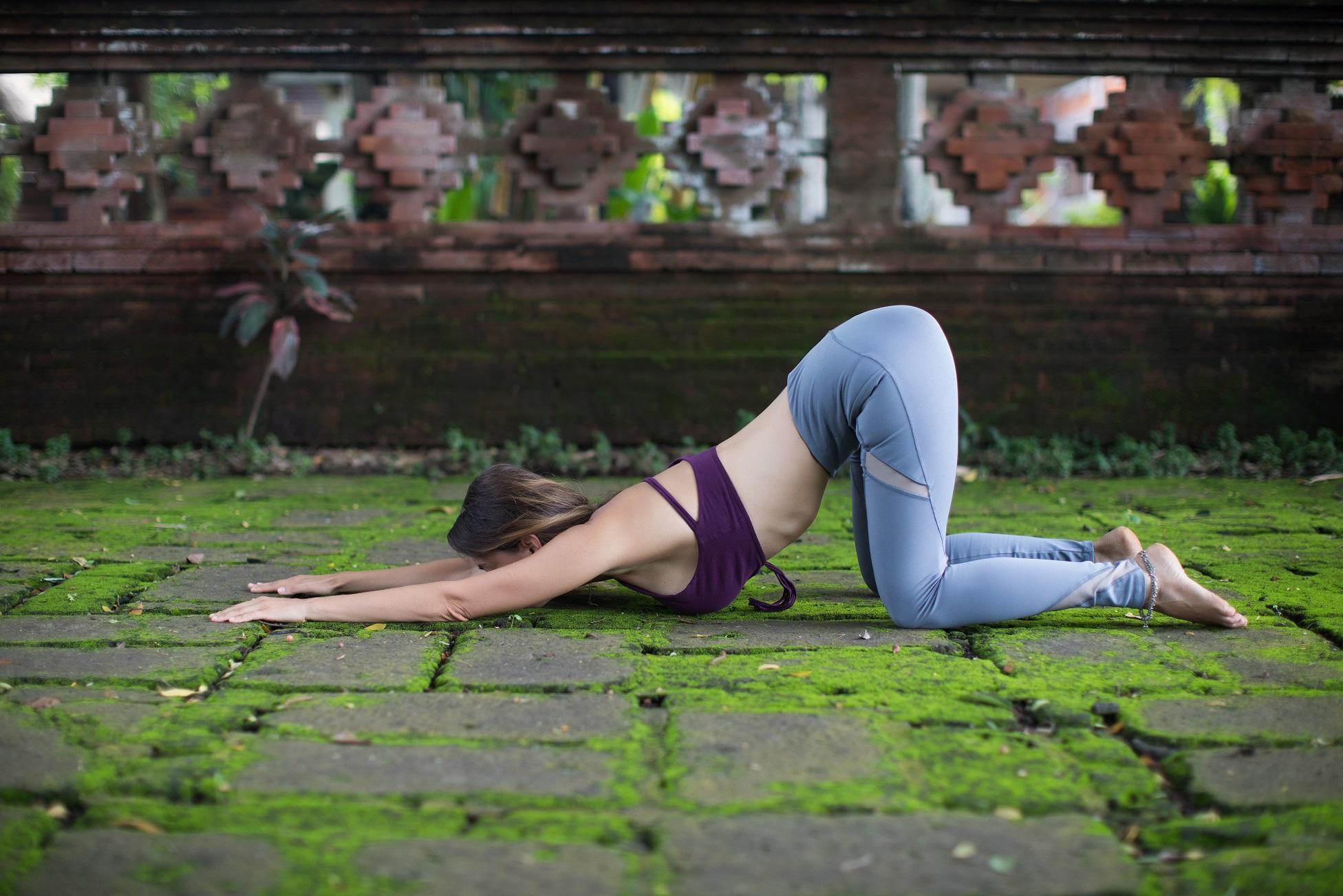 Flow & Restore - Bliss Yoga - 30 June