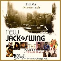 NEW JACK SWING THE PARTY hosted by: Hans