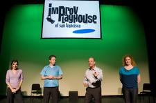 Improv Playhouse of San Francisco logo
