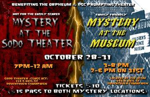 Mystery at the Museum & Mystery at SoDo Theater