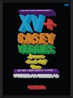 XV + Casey Veggies SUMMER COOK OFF TOUR