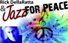 Rick DellaRatta and Jazz for Peace logo