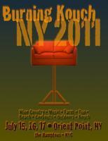 Burning Kouch NY 2011